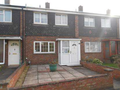 2 Bedrooms Terraced House for sale in Eden Way, Brickhill, Bedford