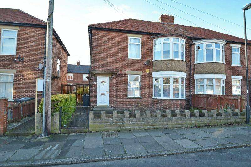 2 Bedrooms Apartment Flat for sale in Balkwell Avenue, North Shields