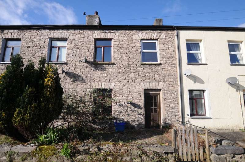 2 Bedrooms Terraced House for sale in Lound Square, Kendal