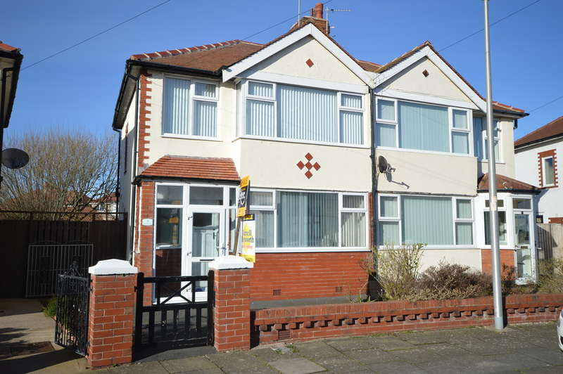 3 Bedrooms Semi Detached House for sale in Redeswood Avenue, Thornton-Cleveleys