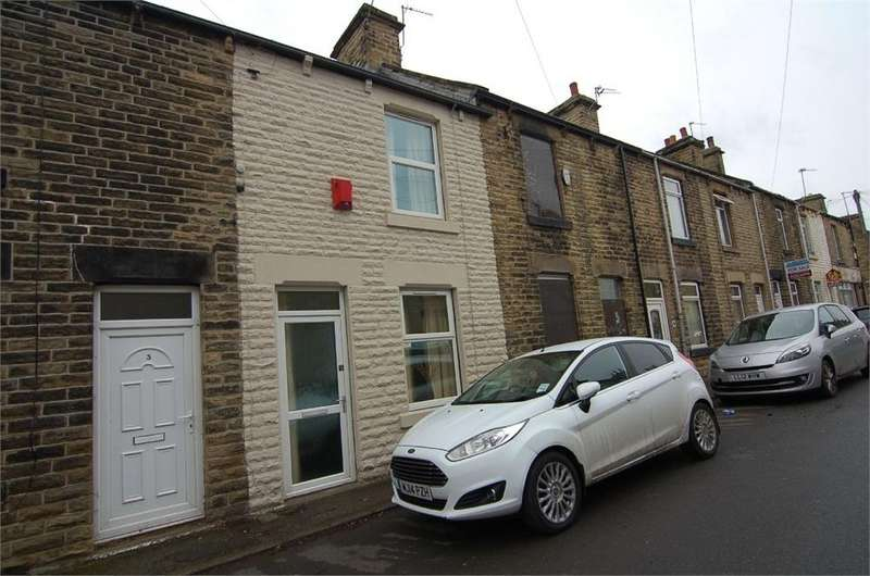 2 Bedrooms Terraced House for sale in Snape Hill Road, Darfield, BARNSLEY, South Yorkshire