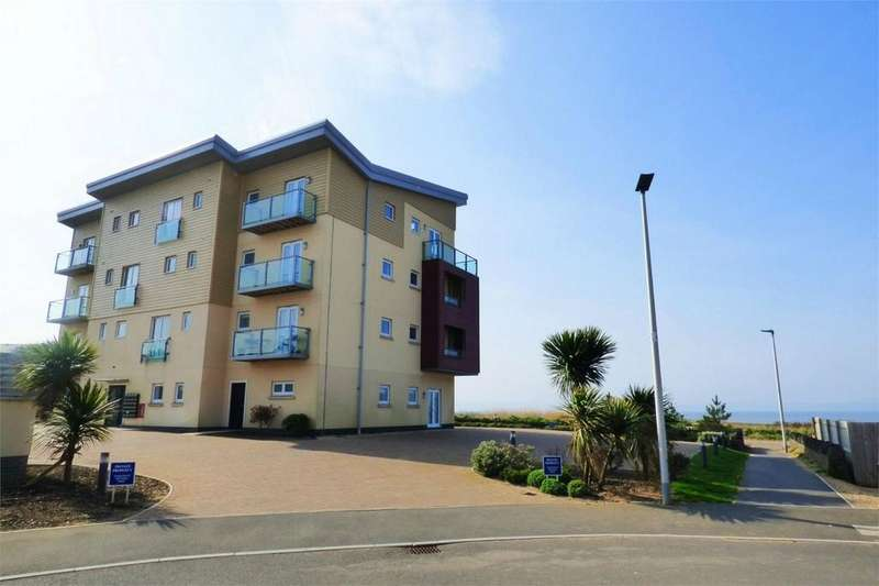 2 Bedrooms Flat for sale in 9 Bayview, Bwlchygwynt, Llanelli, Carmarthenshire