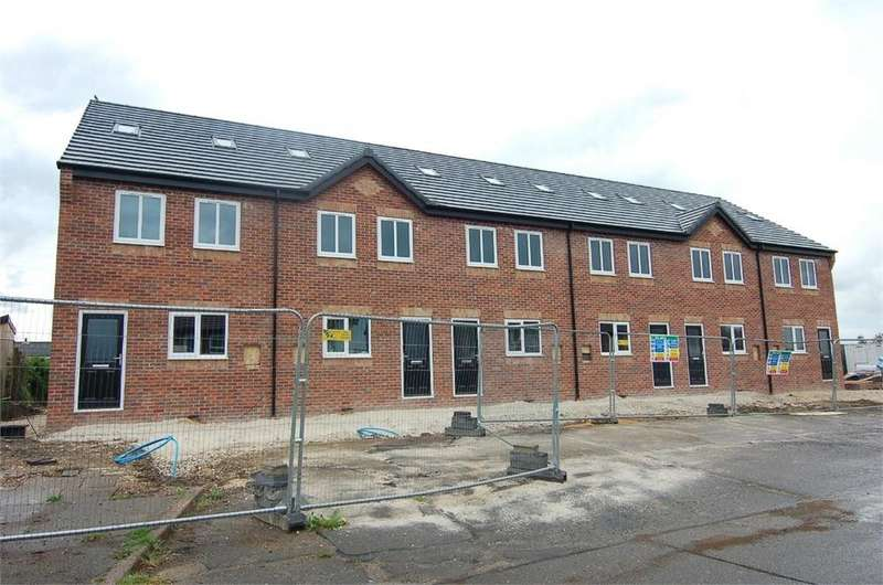3 Bedrooms End Of Terrace House for sale in Plot 6 Washington Avenue, Wombwell, Barnsley, South Yorkshire