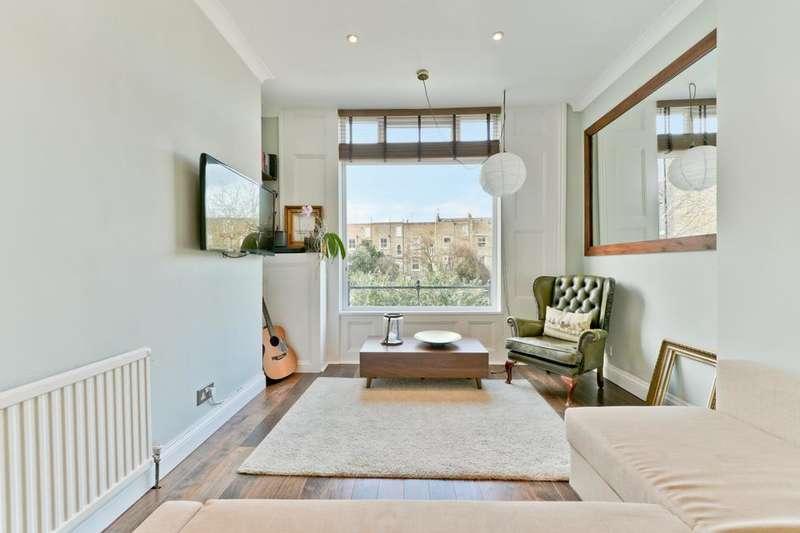2 Bedrooms Flat for sale in Isledon Road, London N7