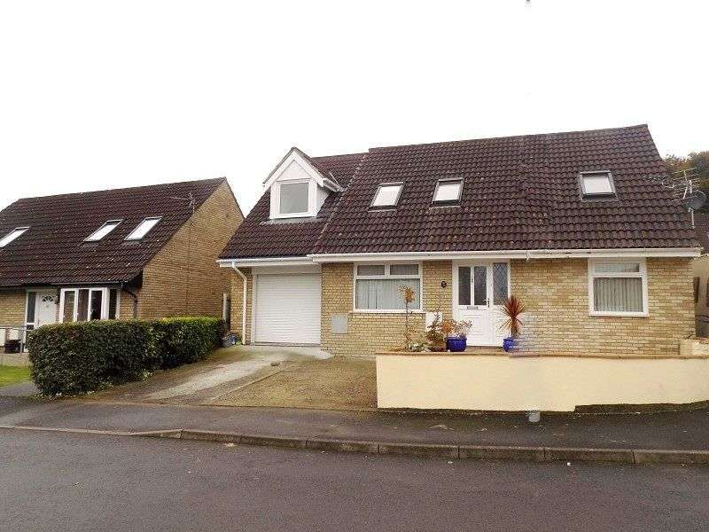 5 Bedrooms Detached House for sale in Marigold Court, Brackla, Bridgend. CF31 2NB