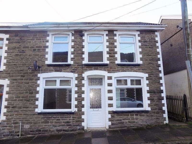 2 Bedrooms Semi Detached House for sale in Walters Road, Ogmore Vale, Bridgend. CF32 7DL