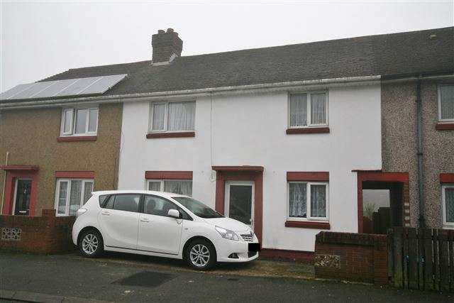 3 Bedrooms Terraced House for sale in Lowestoft Road, Wymering, Portsmouth, Hampshire, PO6 3RL
