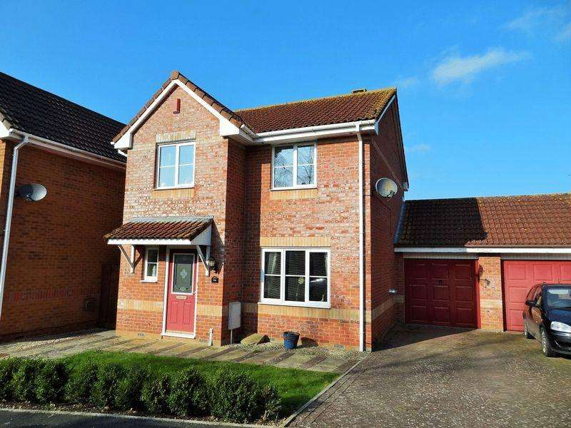 3 Bedrooms House for sale in Highcroft, Woolavington, Bridgwater