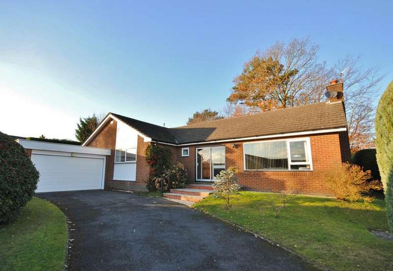 3 Bedrooms Detached Bungalow for sale in Southfield, Prestbury