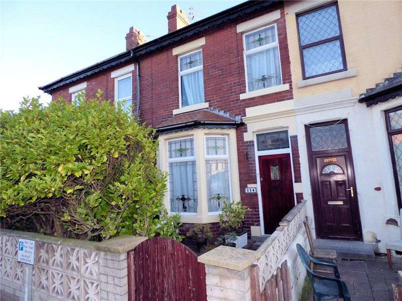 5 Bedrooms Terraced House for sale in Elizabeth Street, Blackpool, Lancashire