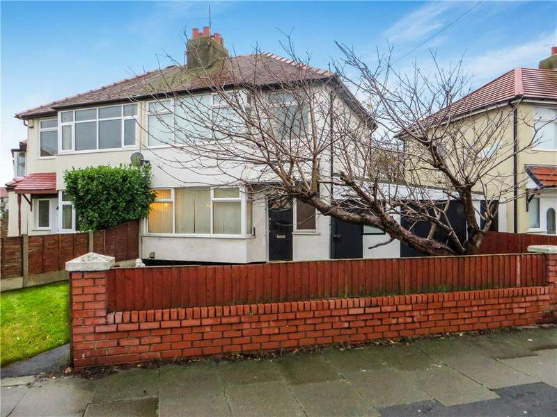3 Bedrooms Semi Detached House for sale in Luton Road, Thornton-Cleveleys, Lancashire