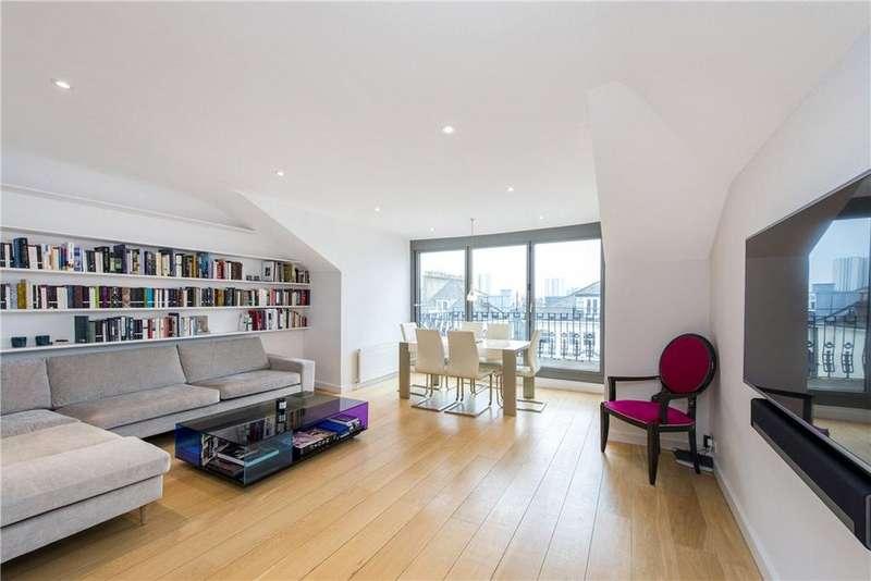 2 Bedrooms Flat for sale in Belsize Park Gardens, Belsize Park, London, NW3