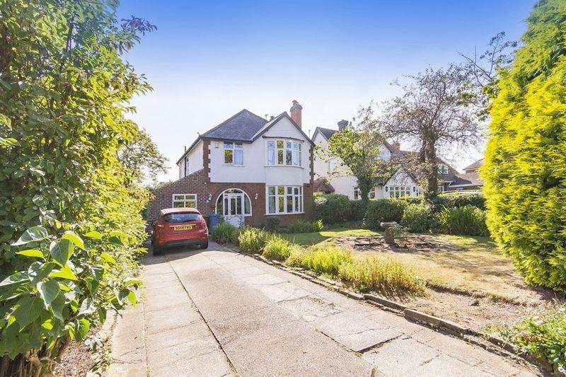 3 Bedrooms Detached House for sale in SINFIN MOOR LANE, CHELLASTON