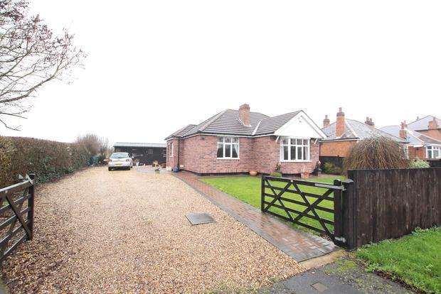 2 Bedrooms Bungalow for sale in Main Road, Asfordby Valley, Melton Mowbray, LE14