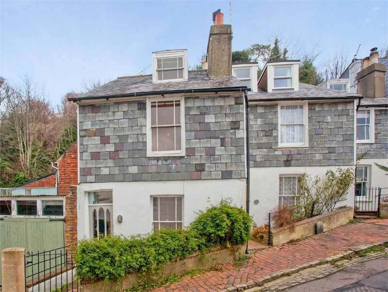 2 Bedrooms Semi Detached House for sale in Chapel Hill, Lewes