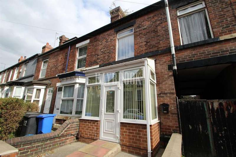 3 Bedrooms Terraced House for sale in Fir Vale Road, Fir Vale