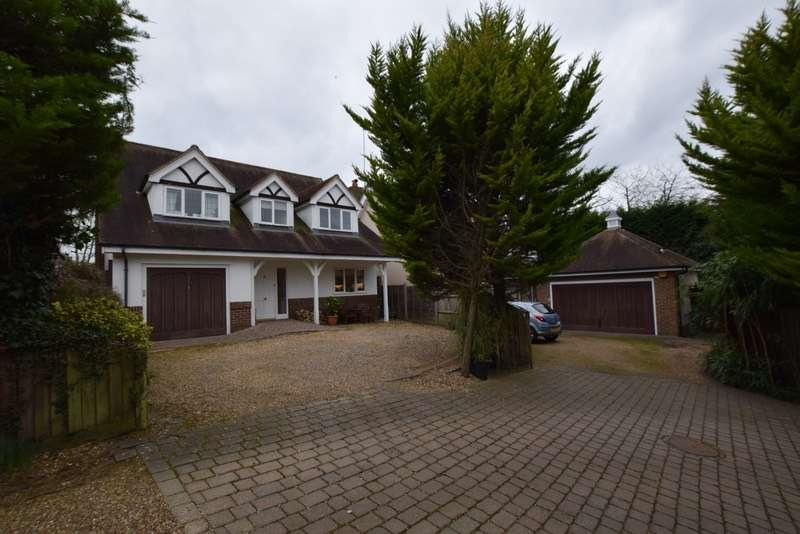 4 Bedrooms Detached House for sale in Handley Gate, St Albans, Hertfordshire, AL2