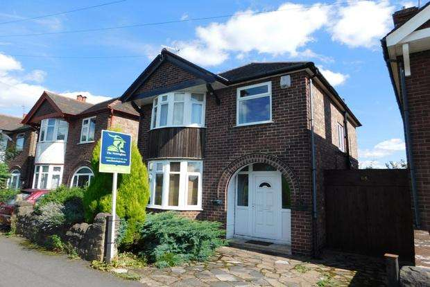 3 Bedrooms Detached House for sale in Grassington Road, Aspley, Nottingham, NG8