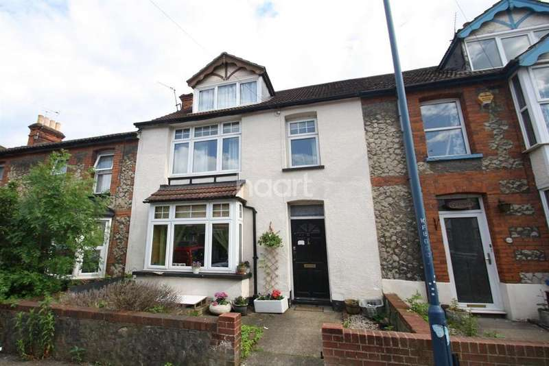 3 Bedrooms Terraced House for sale in Florence Road, Maidstone