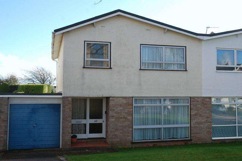 3 Bedrooms Semi Detached House for sale in Manscombe Road, Torquay