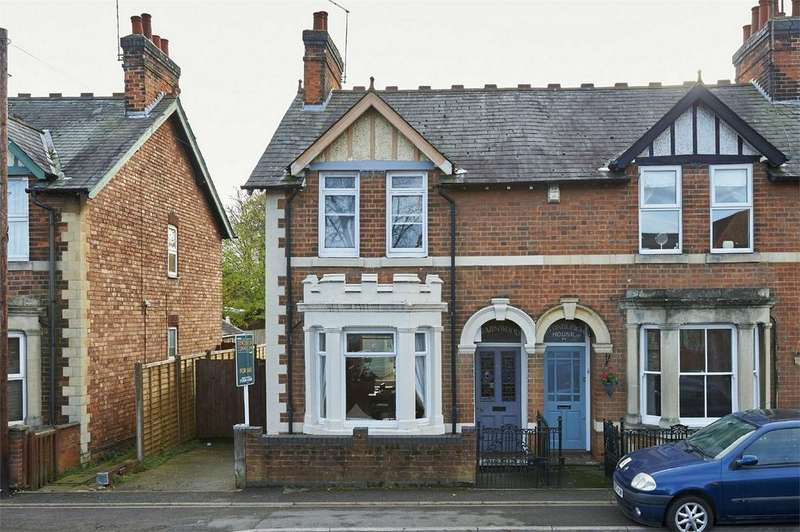 3 Bedrooms Semi Detached House for sale in Springfield Street, Market Harborough, Leicestershire