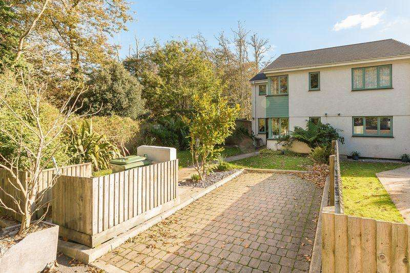 2 Bedrooms End Of Terrace House for sale in Carbis Bay, St Ives, Cornwall