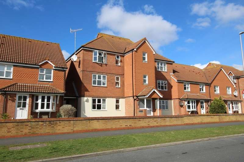 2 Bedrooms Flat for sale in Falmouth Close, Eastbourne, BN23