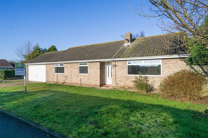 3 Bedrooms Detached Bungalow for sale in South Park, Roos, East Riding of Yorkshire