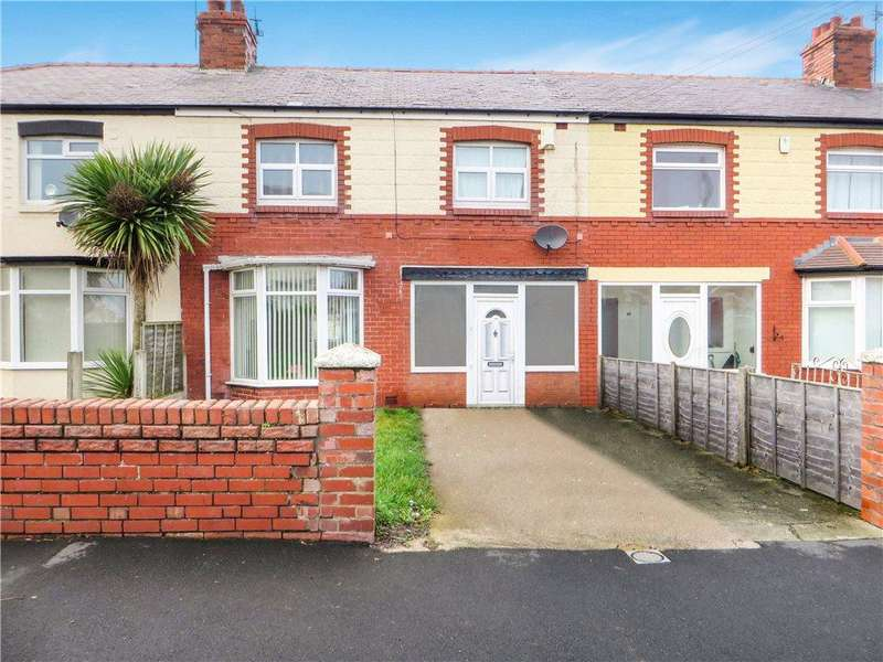 3 Bedrooms Terraced House for sale in Cavendish Road, Bispham, Blackpool