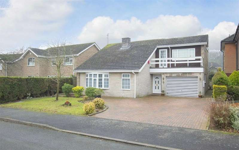 3 Bedrooms Detached House for sale in Kingsbrook, Corby, Northamptonshire