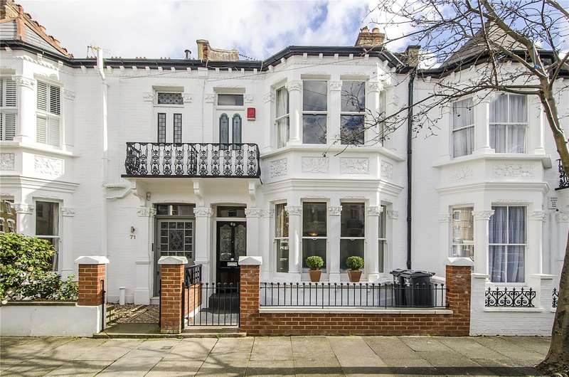 6 Bedrooms Terraced House for sale in Winchendon Road, Fulham, London, SW6