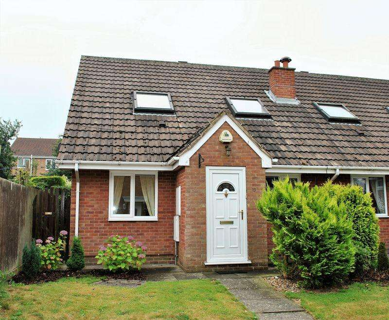 3 Bedrooms Semi Detached House for sale in Millbrook Way, Barton-Upon-Humber