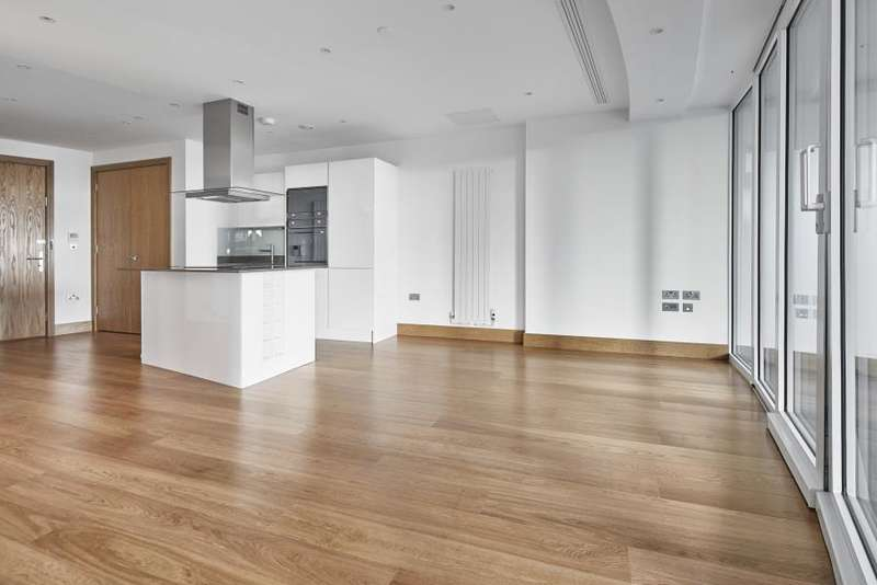 2 Bedrooms Apartment Flat for sale in Baltimore Tower, Canary Wharf, E14
