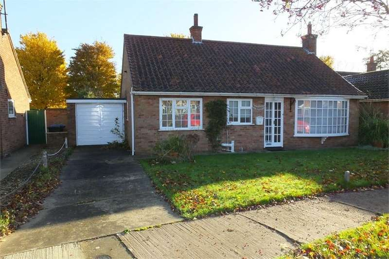 2 Bedrooms Detached Bungalow for sale in Linden Way, Boston, Lincolnshire