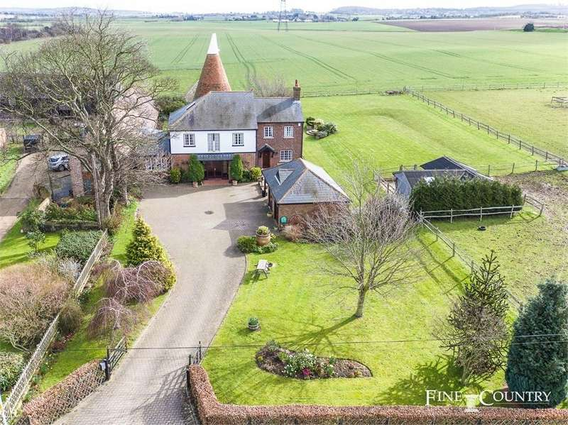 5 Bedrooms Detached House for sale in Chalk, Kent