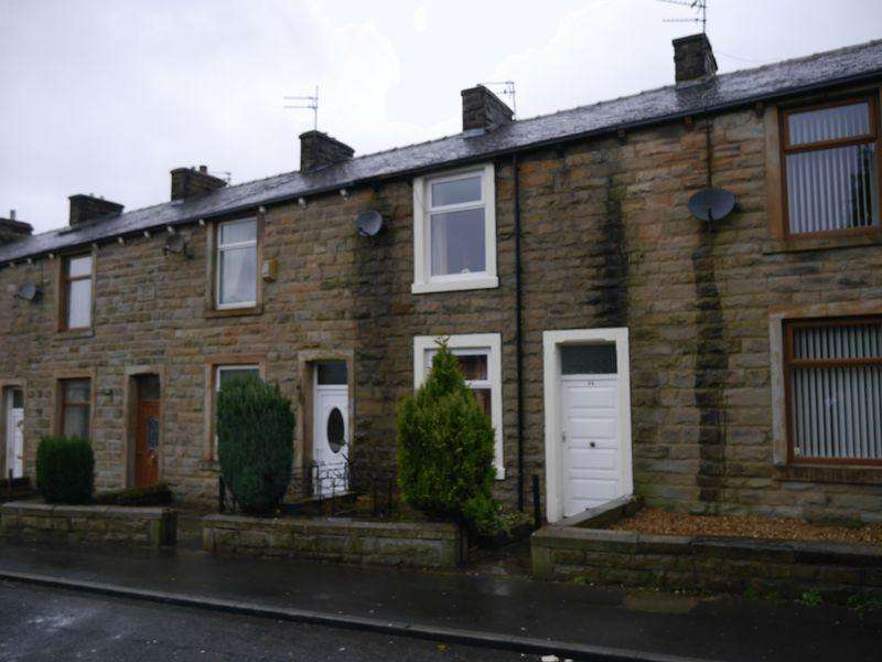 2 Bedrooms Terraced House for sale in Station Road, Huncoat.