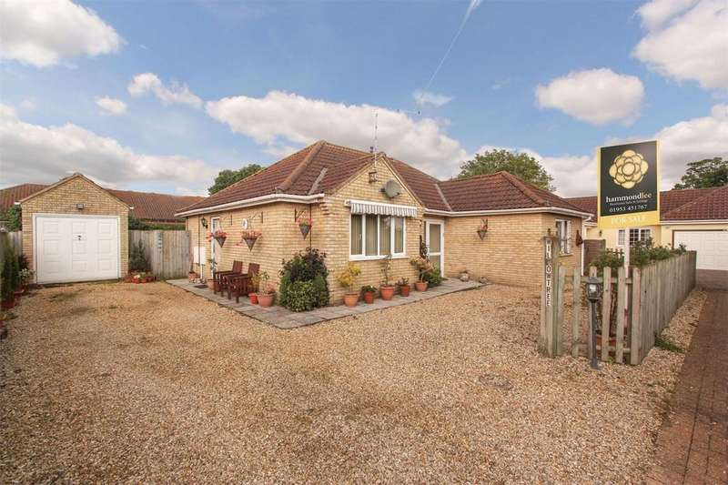 3 Bedrooms Detached Bungalow for sale in Station Road, Attleborough, Norfolk