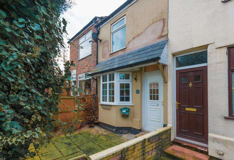 2 Bedrooms Terraced House for sale in Brook Terrace, Halton Road, Runcorn