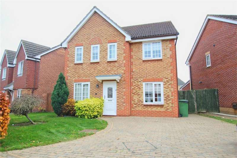 4 Bedrooms Detached House for sale in Warwick Drive, Beverley, East Riding of Yorkshire