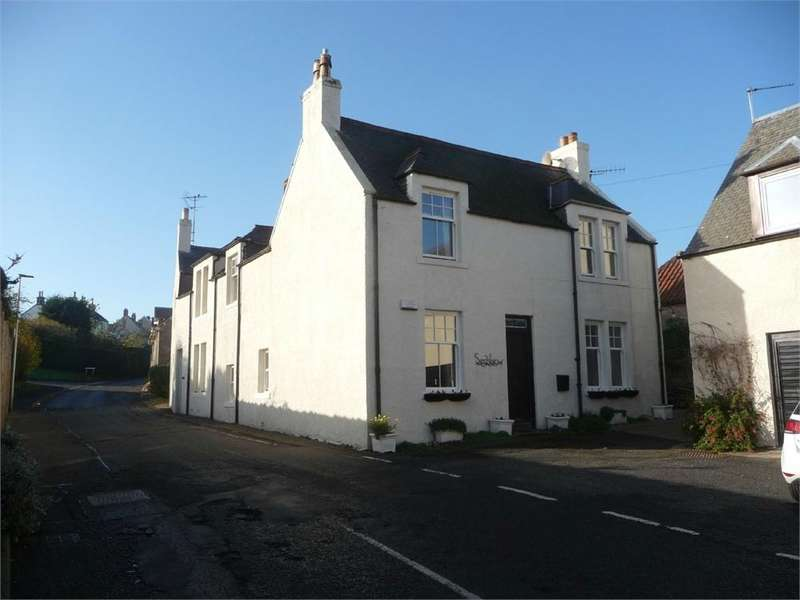 3 Bedrooms End Of Terrace House for sale in Seaview, The Square, Cockburnspath, Scottish Borders, Berwickshire