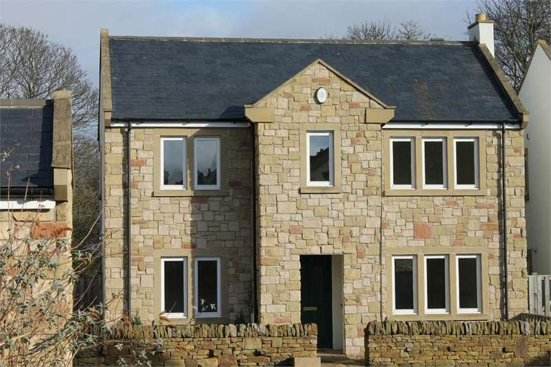 4 Bedrooms Detached House for sale in Tweed Meadows, Cornhill-On-Tweed, Scottish Borders