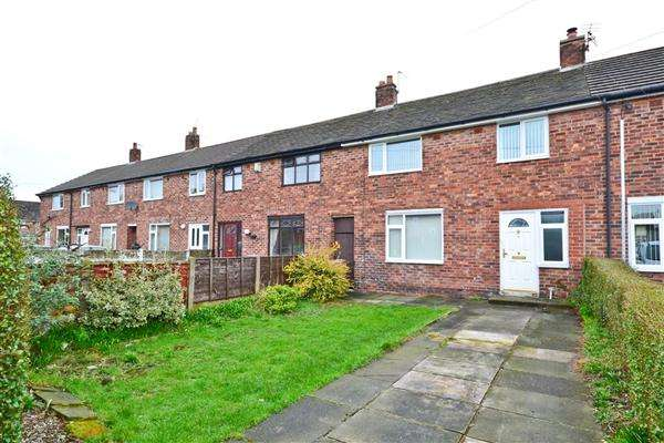3 Bedrooms Terraced House for sale in Chiltern Road, St Helens