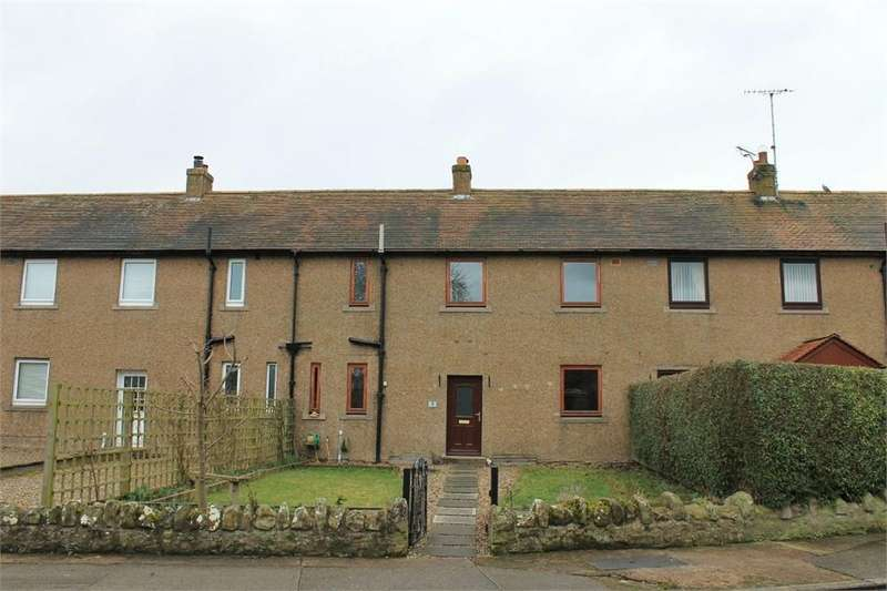3 Bedrooms Terraced House for sale in 3 St Cuthberts Square, Norham, BERWICK-UPON-TWEED, Northumberland