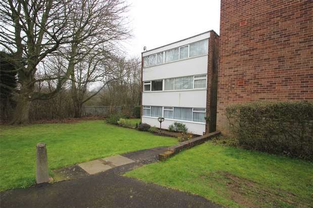 2 Bedrooms Flat for sale in Comrie Close, Wyken, Coventry