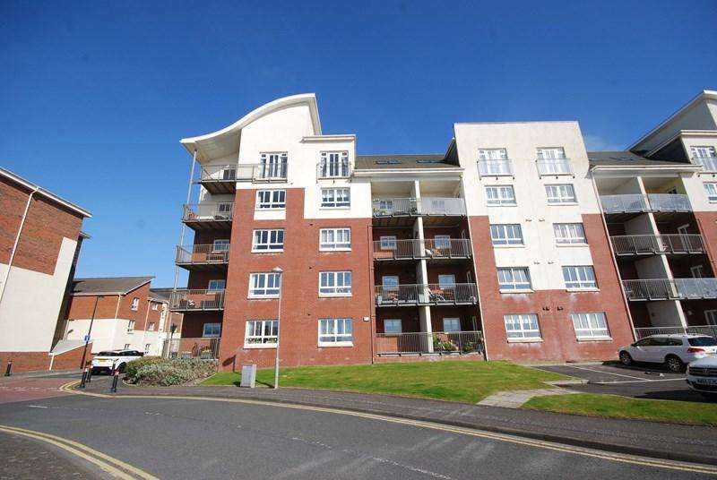 2 Bedrooms Apartment Flat for sale in 3A Glenford Place, Ayr, KA7 1LB