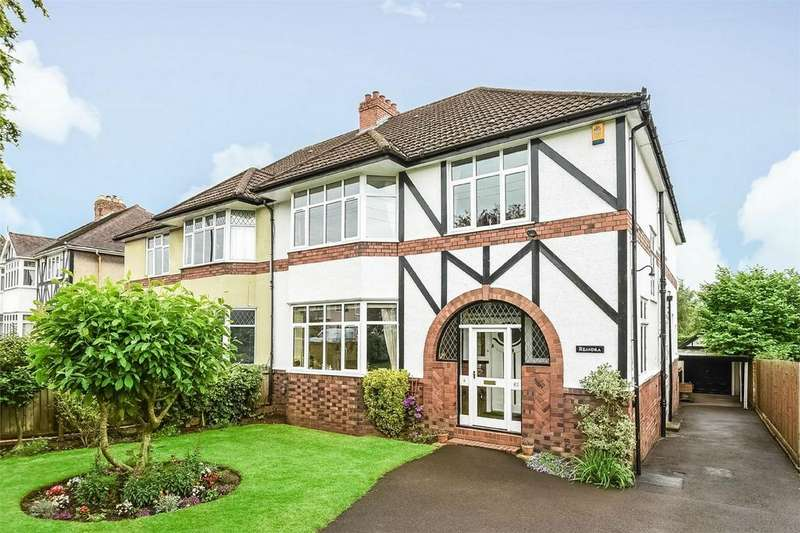 4 Bedrooms Semi Detached House for sale in Parrys Lane, Stoke Bishop, Bristol