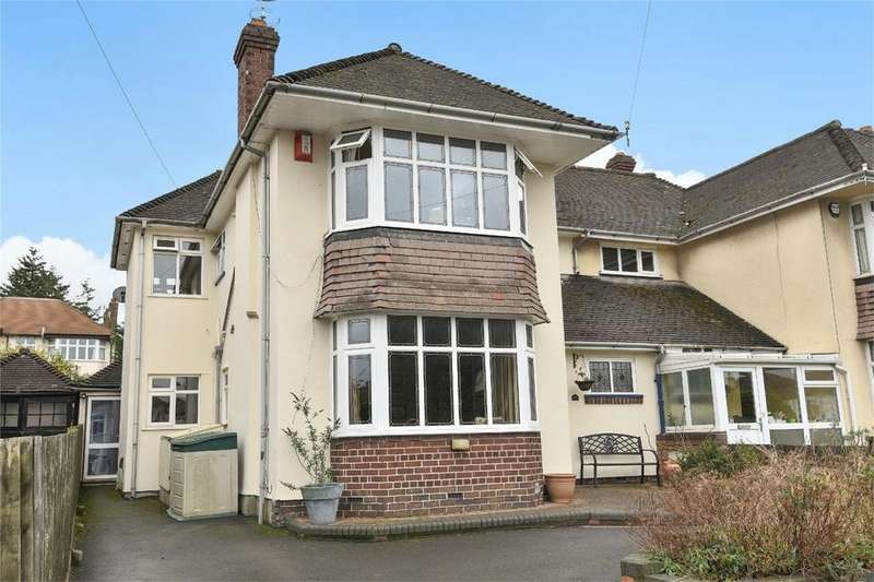 4 Bedrooms Semi Detached House for sale in Barley Croft, Westbury-on-Trym, Bristol