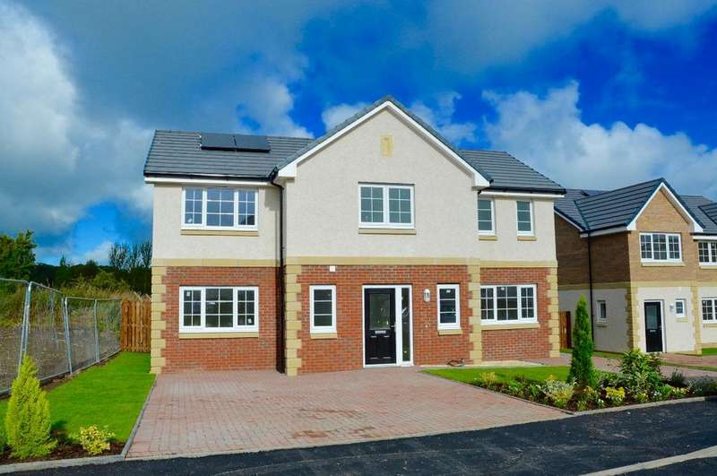 5 Bedrooms Detached House for sale in Cairn Manor, Cairn Road, Cumnock, Ayrshire, KA18 1HN