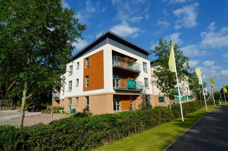 2 Bedrooms Flat for sale in Flat 12 , Murdoch's Lone, Alloway, Ayrshire, KA7 4WD