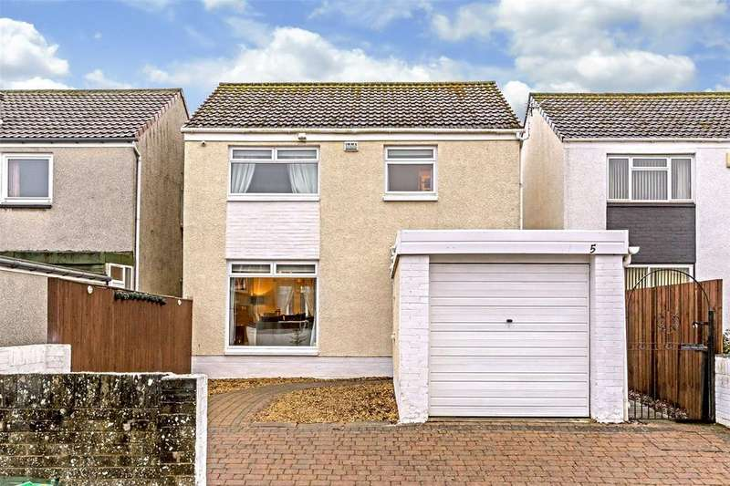 4 Bedrooms Detached House for sale in 5 Mortonhall Park Loan, Edinburgh, EH17